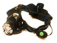 Налобный фонарик Т6-550 8000W