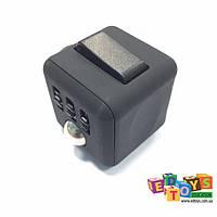 Фиджет Куб Fidget-Cube (антистресс) черный/черный