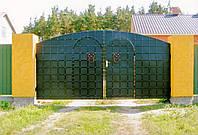 Ворота кованые Стамбул