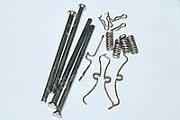 Ремонтный комплект крепления тормозных колодок ВАЗ 2101-07 передних (палец супорта + пружины) (пр-во АвтоВАЗ)