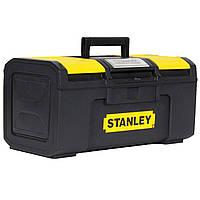 """Ящик для инструмента """"Stanley Basic Toolbox"""" пластмассовый 16"""" 1-79-216"""