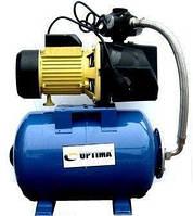 Насосная станция Optima JET80A-PL-24 0,8 кВт чугун короткий