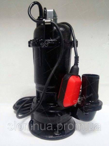 Фекальний насос Volks pumpe WQD10-12 1,1 кВт