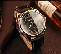 Кварцевые наручные мужские часы, новая модель,к-011