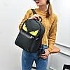 Молодежный рюкзак с глазами, фото 2
