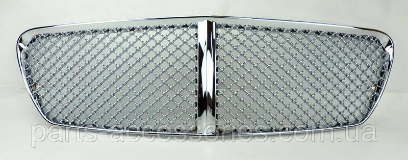 Dodge Charger 2011-14 хромовая решетка радиатора Новая