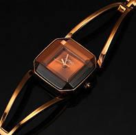 Стильные водонепроницаемые женские наручные часы Kimio, фото 1