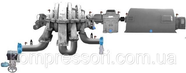 Каталог запасных частей к турбокомпрессорам, центробежным компрессорам