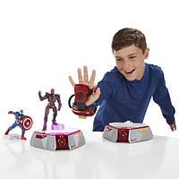 Интерактивный игровой набор Playmation Marvel: Железный человек