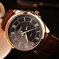 Кварцевые наручные мужские часы, новая модель,к-0012