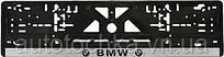 Рамка номерного знака, BMW фарбована