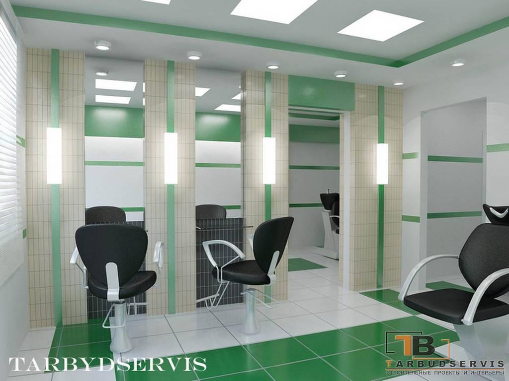 Салон красоты (82 м²)