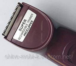 Триммер Proclipper RC-2000  беспроводная машинка для стрижки волос  , фото 3