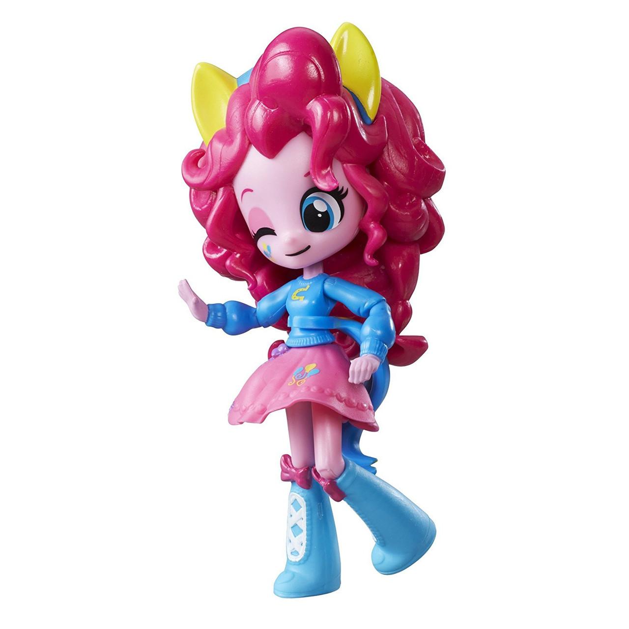 Куколка  My Little Pony шарнирна мини Девочки Эквестрии Пинки Пай My Little Pony Equestria Girls Minis Pinki
