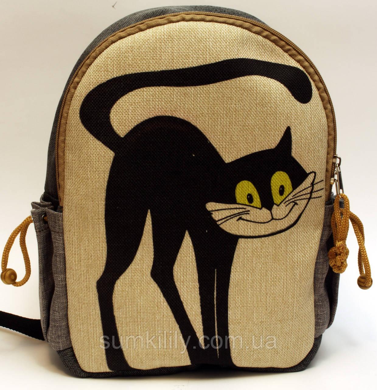Дитячий рюкзак Кошеня Гав