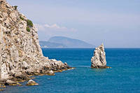 Кафель панно Море Крым, плитка 20х30см.