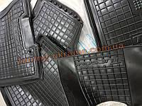Коврики в салон полиуретановые Avto-Gumm 4шт. для Mitsubishi Grandis 2003-2011 7 мест