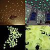 Декор - Украшения - Звезды светятся в темноте.