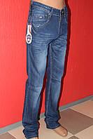 Джинсы мужские для мужчин классические прямые Omore 1359 синие