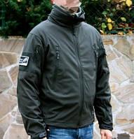 "Куртка ""Gunfighter"" Soft Shell Helikon-Tex Jungle green"