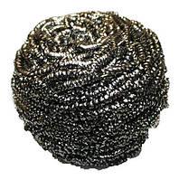 Мочалка металлическая из нержавеющей стали  (24 шт в уп.) цена за 1 шт.