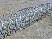 Егоза, спиральный барьер безопасности