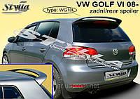 Спойлер на VW Golf VI (2008-...)