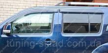 Вітровики вікон Ніссан Патфайндер 3 R51 (дефлектори бокових вікон Nissan Pathfinder 3 R51)