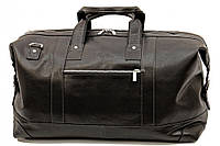 Кожаная дорожная сумка саквояж TOM STONE L116B