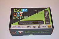 ТВ Приставка тюнер Т2 U2C  HD