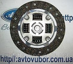 Комплект зчеплення 1.1 1.3 1.4 Ford Escort 80-85, фото 2