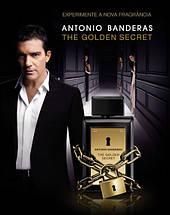 Antonio Banderas The Golden Secret туалетная вода 100 ml. (Антонио Бандерос Зе Голден Сикрет), фото 3