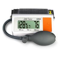 Тонометр LD-22 полуавтомат, индикатор аритмии, увеличенная манжета от 25 до 36 см.