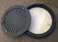 Люки для кабельных колодцев в ассортименте ГТС, электрический, консоль