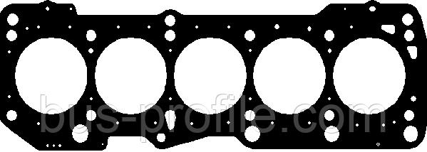 Прокладка ГБЦ на VW LT/T4 2.5TDI (3 метки) — Elring (Германия) — 230.521