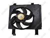 Вентилятор радиатора охлаждения с кондиционером б/у Smart ForTwo 450 Q0003405V009000000