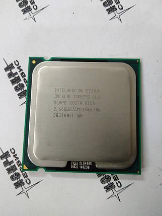 Intel® Core™2 Duo Processor E7300, фото 2