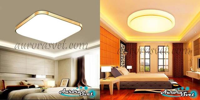 переоборудования потолочных светильников