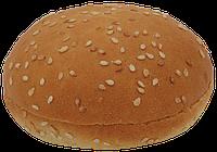 """Булочка """"Для гамбургера пшеничная 30"""" с кунжутом"""