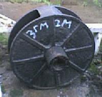 Рабочее колесо насоса ЗГМ 2М