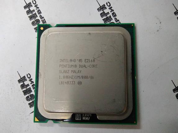 Intel Pentium Dual-Core E2160, фото 2