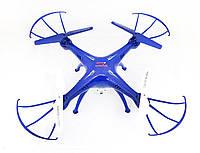 Квадрокоптер Syma X5SW-1 FPV HD Camera с камерой WiFi голубой