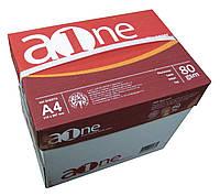 "Бумага для принтера ""A-one"" А4, 80 г/м2"