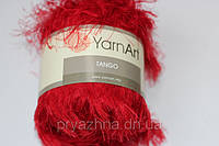 Пряжа для ручного вязания под мех танго ярн арт