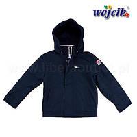 Детская куртка демисезонная c капюшоном  Wojcik (Войчик) ,w glebinach oceanu,разм.140