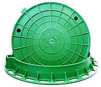Крышки к люкам полимер-песчаные серии Л, С, Т, ГТС Т в ассортименте