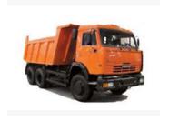 Аренда самосвалов КАМАЗ 551111