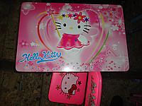 Детская парта - столик со стульчиком DT 18-11 Hello Kitty ом Спанч Боб