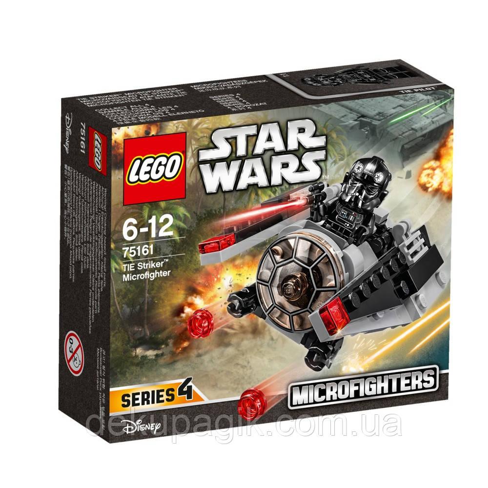 Lego Star Wars Микроистребитель Ударный истребитель СИД 75161