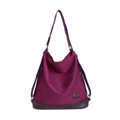 женская сумка из нейлона